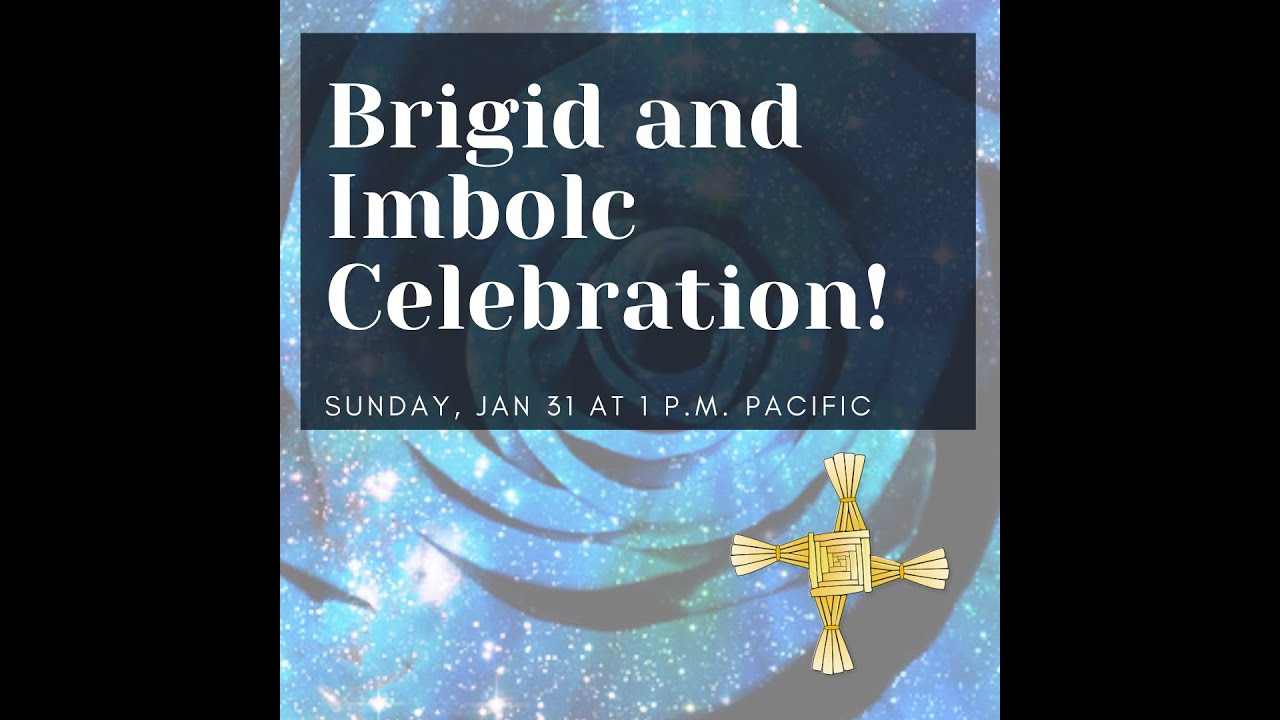 Connecting with the Energy of Brigid (saint and pagan goddess)