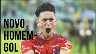 Um novo goleador estrangeiro chega ao futebol brasileiro. Veja a análise. Conheça