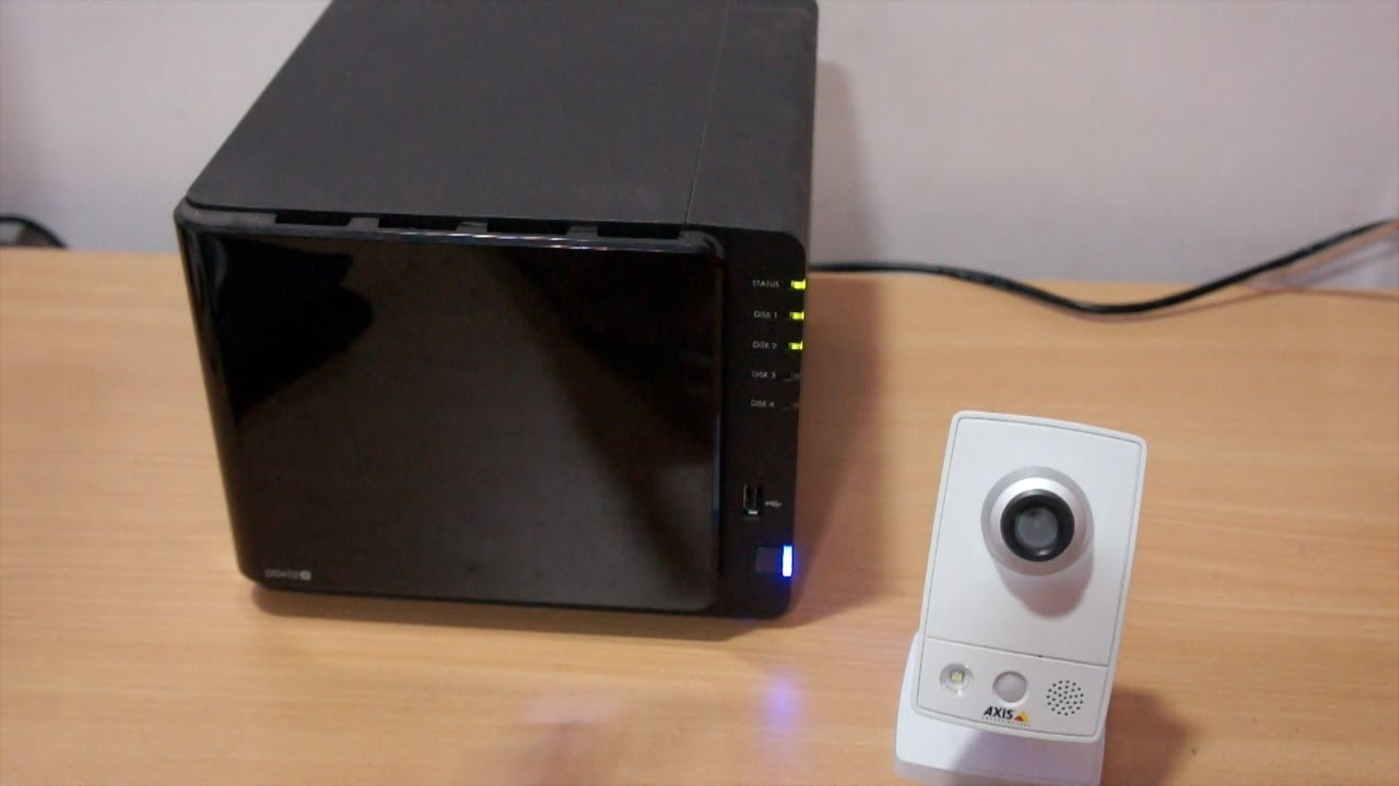 Synology NAS Surveillance Station & Mobile app DS Cam ...