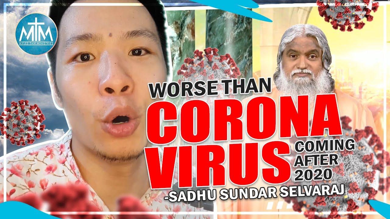 PROPHET SADHU SUNDAR SELVARAJ 2020 prophecy - something worse than corona