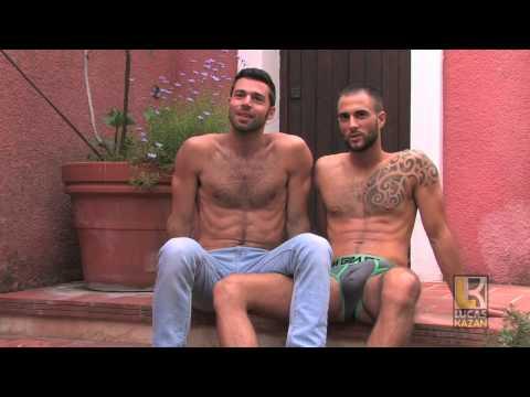 Will And Dario: Men Of LucasKazan