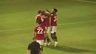 Уолсолл  1-0  Брайтон энд Хоув Альбион U21 видео