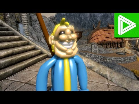 Top 10 Craziest Video Game Mods