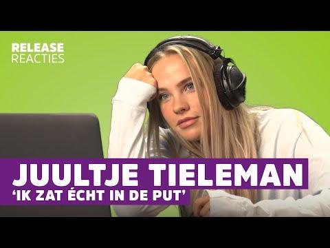 Is Juultje Tieleman GELUKKIG in de LIEFDE? | Release Reacties