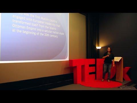 Modern Turkey : regime change or Islam | Ayla Gol | TEDxAberystwyth