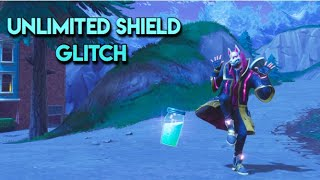 Unlimited Shield Glitch In Fortnite Battle Royale