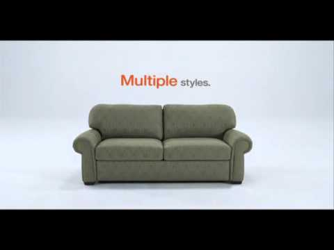 American Leather Comfort Sleeper Video available at Home Interiors