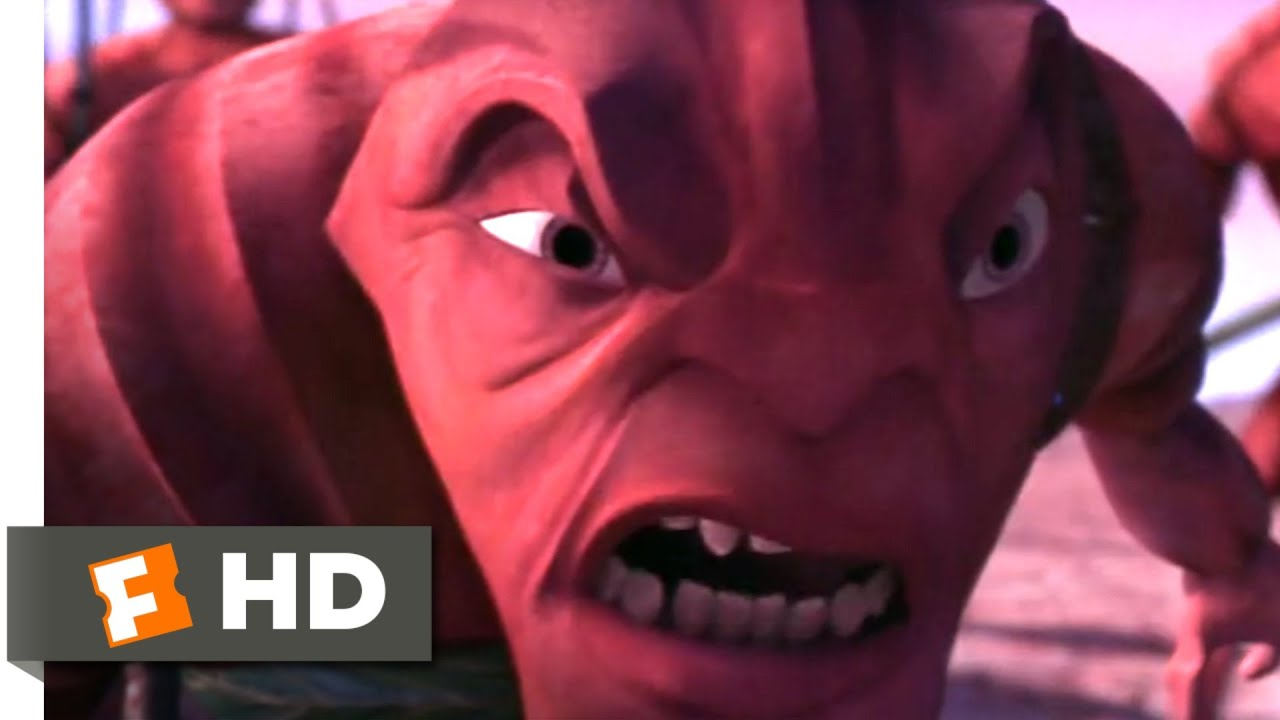 Download Antz (1998) - The Mad General Mandible Scene (10/10) | Movieclips