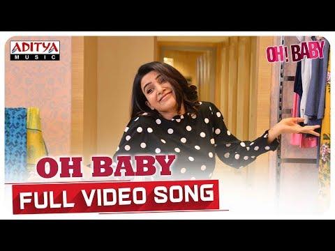 Oh Baby Full Video Song     Oh Baby Songs    Samantha Akkineni, Naga Shaurya    Mickey J Meyer