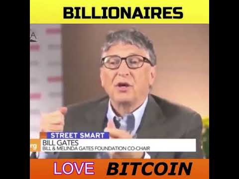 Bitcoin billionaire buy 2 of every investment