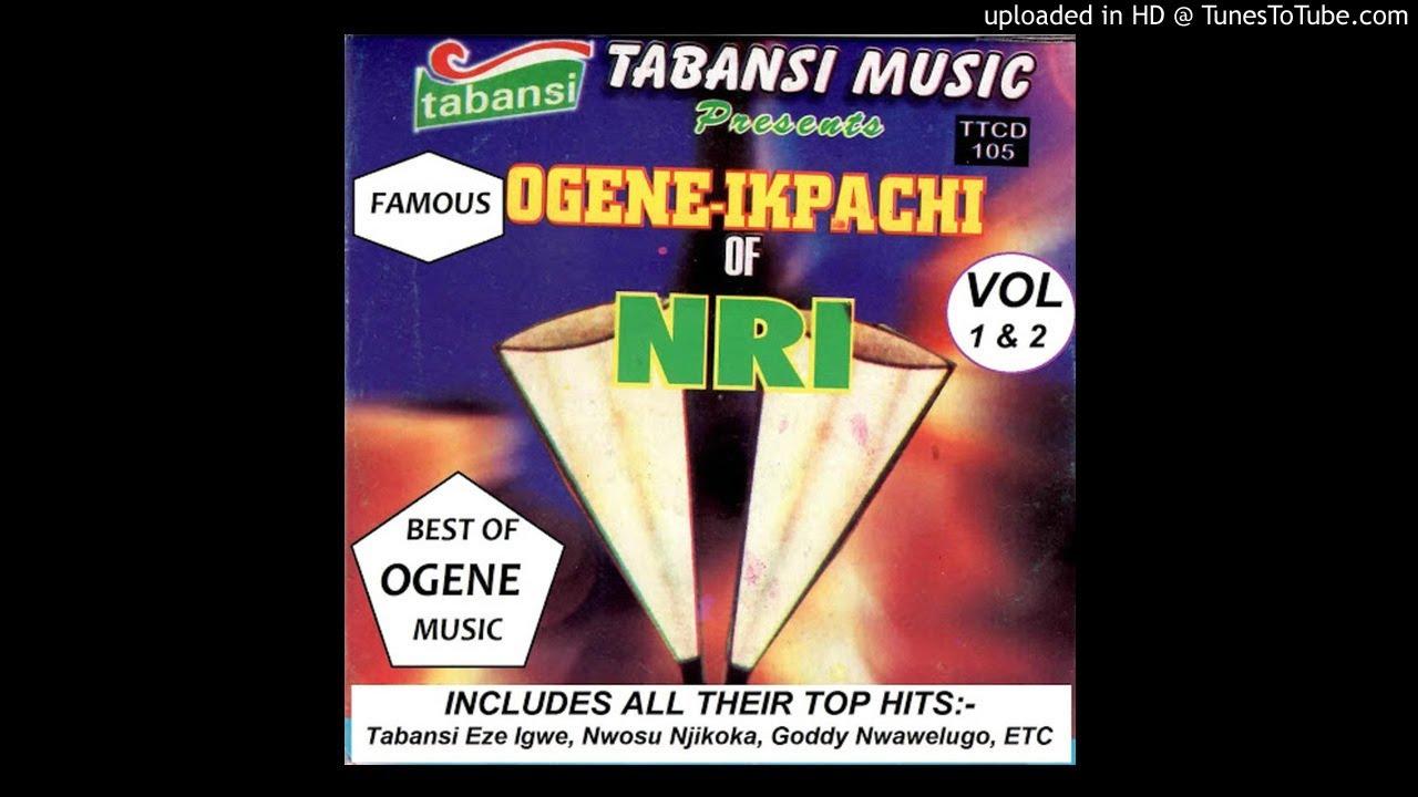 Famous Ogene Ikpachi of Nri - Tabansi Eze Igwe - Самые