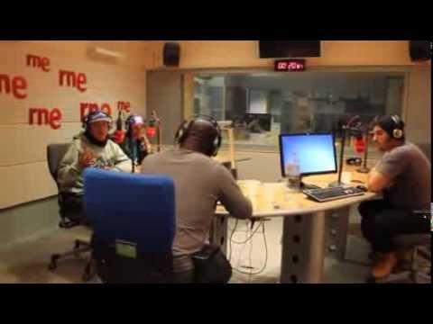 NK Profeta en la Cuarta Parte (Madrid) Con Frank-T / Radio 3 (2.014)