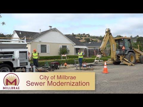 City of Millbrae - Sewer Modernization Program