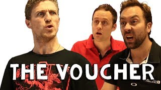 The Voucher - Bored Ep 79 (When customers think they are right) | Viva La Dirt League (VLDL)