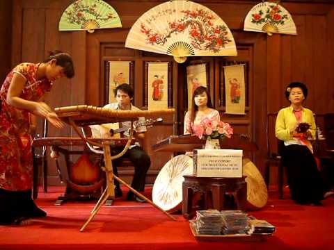Traditional Vietnamese Folk Music