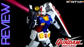 Gambar cover Gundam Universe-RX-78-2 Gundam Review