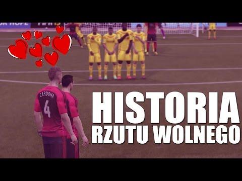 HISTORIA RZUTU WOLNEGO | FIFA 15