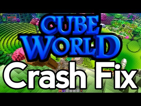 Cube world patch notes