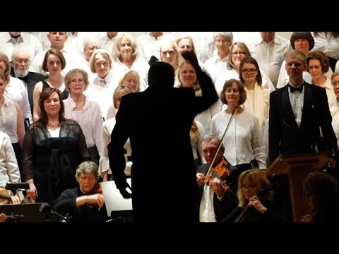 Aspen Choral Society LIVE performace of Handel's Messiah at Snowmass Chapel
