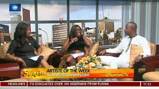 Mc Lively Speaks On Comedy Genre, Upcoming Talk Show Pt.2 |Sunrise|