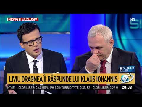 Liviu Dragnea îi Răspunde Președintelui Iohannis