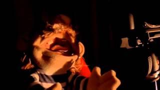 Fången. The Prisoner. Från filmen Jongu och den magiska speldosan. Jongu and the magic musicbox.