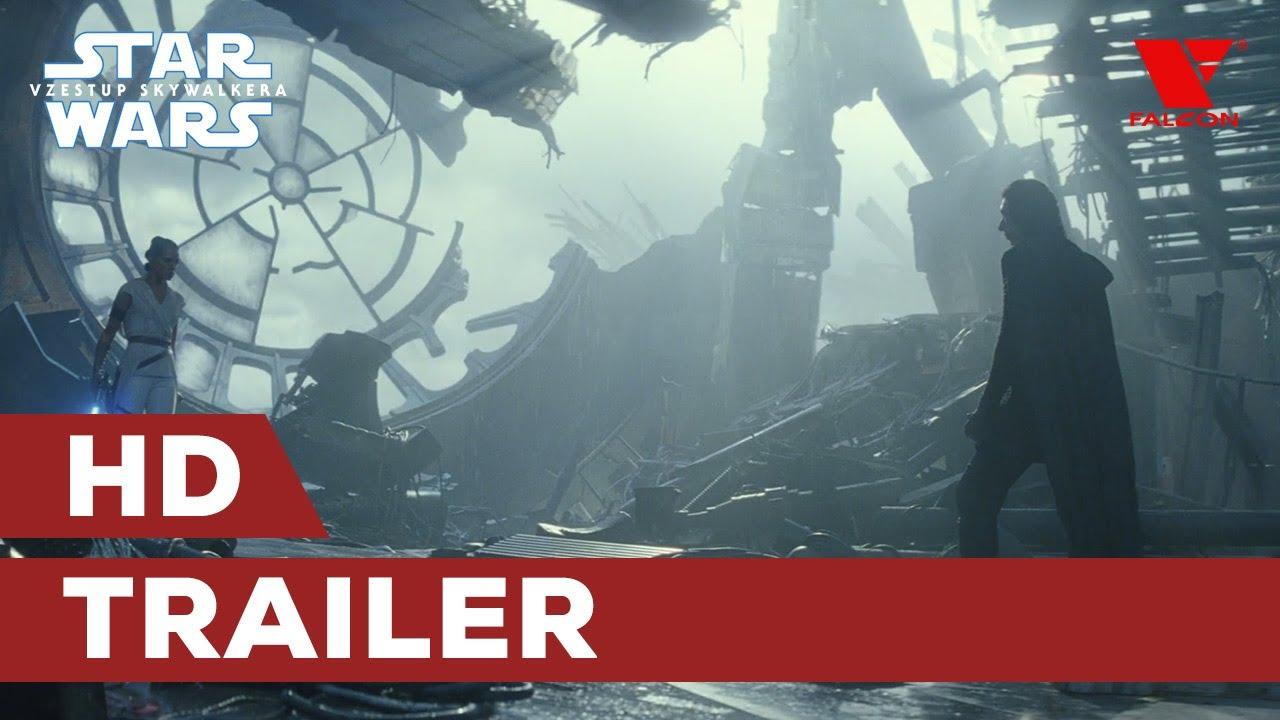 Star Wars: Vzestup Skywalkera (2019) HD trailer | CZ dabing