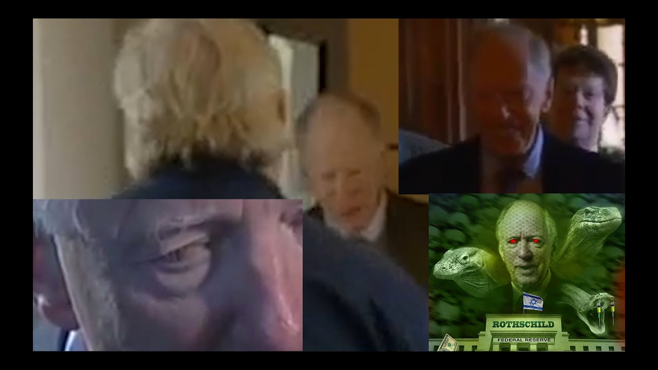 Jacob Rothschild SHAPESHIFTING compilation!