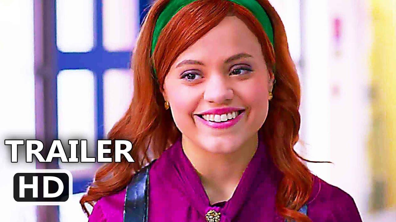 Daphne Velma Official Trailer 2018 Scooby Doo Movie Hd