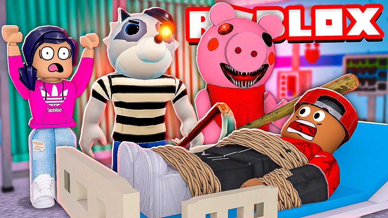 ROBLOX PIGGY BOOK 2 WITH THE PRINCE FAMILY