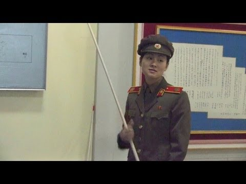 One Minute With a Museum Guide in North Korea
