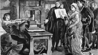 Design History in 150: Letterpress