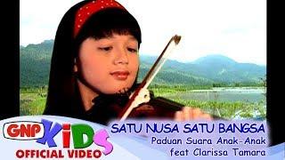 Gambar cover Satu Nusa Satu Bangsa - Surya Children Choir feat Clarissa Tamara