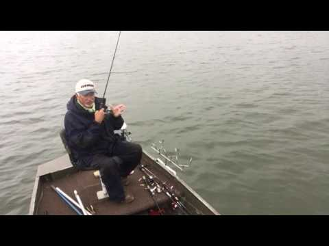 Big Bass Surprise in Rainy Weather