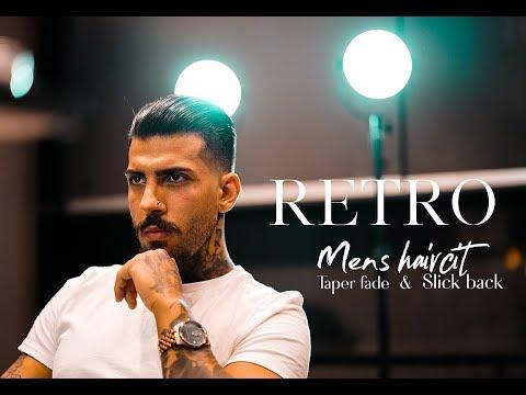 retro-men´s-haircut-.-taper-fade-.-méns-hair-inspiration-#2018