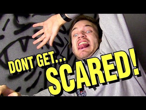 Thumbnail: TRY NOT TO GET SCARED CHALLENGE!!