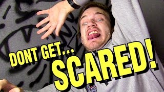 TRY NOT TO GET SCARED CHALLENGE!! thumbnail