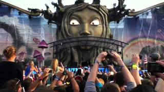 Download David Guetta - Sweat (Afrojack Remix) @ Tomorrowland 2011 MP3 song and Music Video