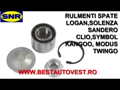 Rulment Spate Solenza , Nova, SuperNova SNR , Rulmenti Spate Dacia