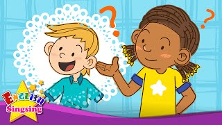 How old is he? How old is she? (Age song) - Rap for Kids - English song with lyrics