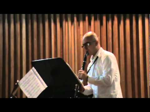 Mozart clarinet concert 3 Mov . Jairo A. Henao Ech...