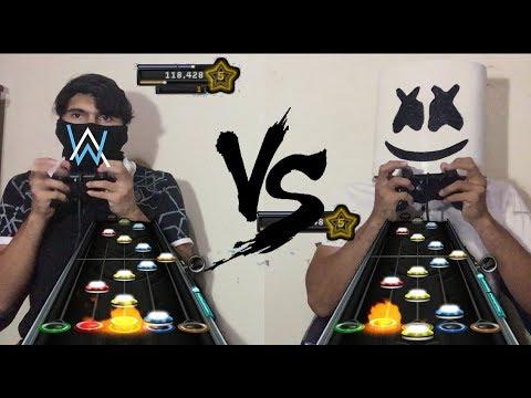 [GH3/CH] Alan Walker vs Marshmello Batalla Epica #1| FAN MADE
