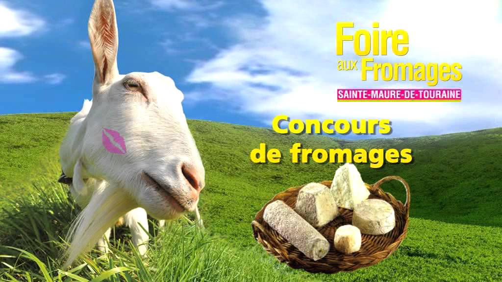 foire aux fromages de sainte maure de touraine youtube. Black Bedroom Furniture Sets. Home Design Ideas