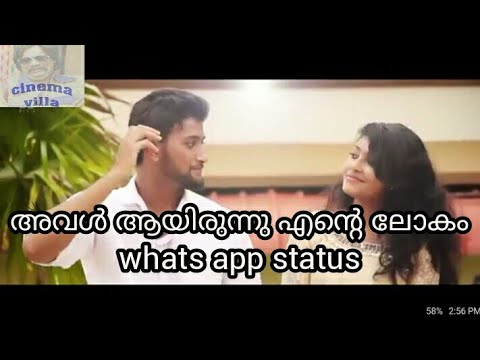 Aval aayrnnu ente lokam|mappila songs| whats app status Malayalam|new songs|mappila patte|