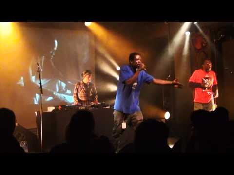 Joey le Soldat feat Art Melody - Yeemdo- Live à La Peniche - novembre 2012 -