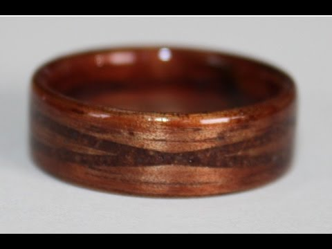 Bamboo Wedding Ring Youtube