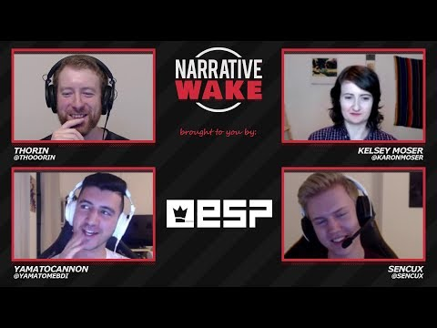 Narrative Wake Episode 4: Selling a Picture (feat. Sencux and YamatoCannon)