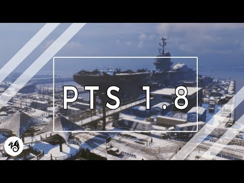 The Division 1.8 PTS Livestream