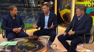 Manchester United 2 Liverpool 1 Post Match Analysis - Frank de Boer, Glenn Hoddle, Chris Sutton