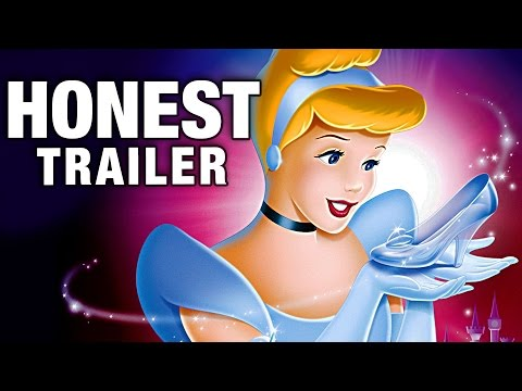 Thumbnail: Honest Trailers - Cinderella (1950)